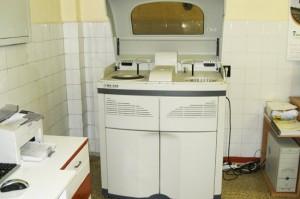 Автоматичен биохимичен анализатор BS 300