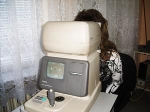 Авторефрактометър