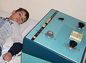 Апарат за високочестотен ток