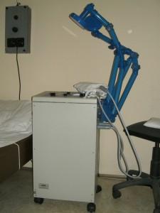 Апарат за високочестотни токове