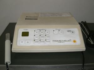 Лазерна терапевтична система