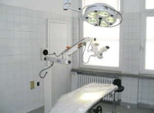 Очен операционен микроскоп Topcon